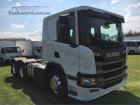 2018 Scania P450 - Trucks for Sale