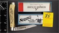 Knives, Coins &  Fishing Tackle