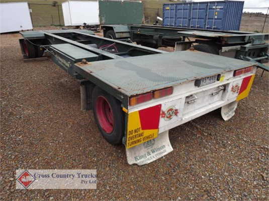 2007 Tag Along other Cross Country Trucks Pty Ltd - Trailers for Sale