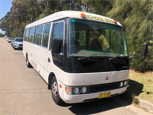 2002 Mitsubishi Rosa BE649 Deluxe - Buses for Sale