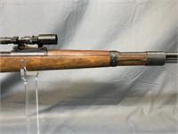 Waffen Werke Model 98 Mauser with ZF41 Scope