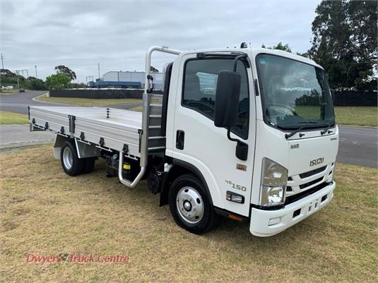 2019 Isuzu NNR 45 150 AMT Dwyers Truck Centre - Trucks for Sale