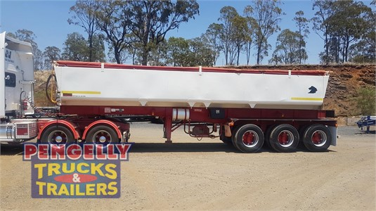 2012 Tristar Tipper Trailer Pengelly Truck & Trailer Sales & Service  - Trailers for Sale