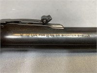 Remington 870 Wingmaster Smooth Bore Slug Barrel