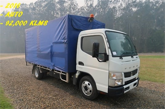 2016 Fuso Canter 515 AMT Duonic - Trucks for Sale
