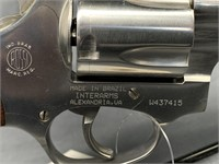 Rossi .38 Special Stainless Revolver