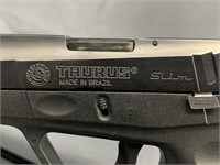 Taurus PT-709 Slim 9mm Semi-Auto Pistol