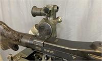WWII German MG-34 Semi-Auto Machine Gun