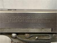 80% 1929 Auto-Ordinance Thompson Sub-Machine Gun