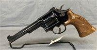Smith and Wesson 14-4 Revolver .38