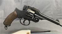 Japanese Type 26 9mm Revolver