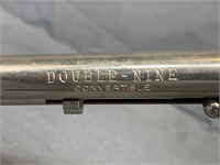 High Standard Double Nine Revolver .22