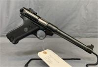 Ruger Mark ll Target Pistol