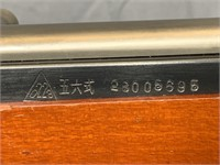 Norinco Sporter Rifle 7.62x39