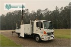 2010 Hino 500 Series 1024 FD Medium Rigid