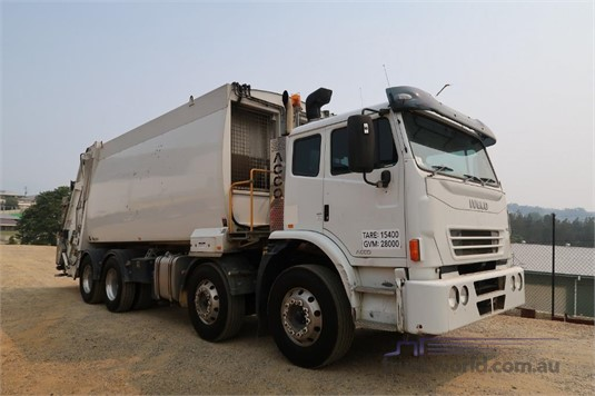 2013 Iveco Acco 2350 - Trucks for Sale