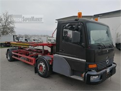 MERCEDES-BENZ ATEGO 180  used
