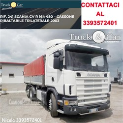 SCANIA R164.480  used