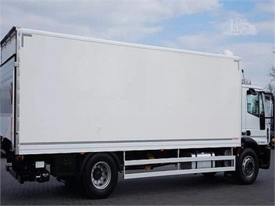 Iveco Eurocargo 180e25 Box Trucks For Sale 5 Listings Truckpaper Com Page 1 Of 1