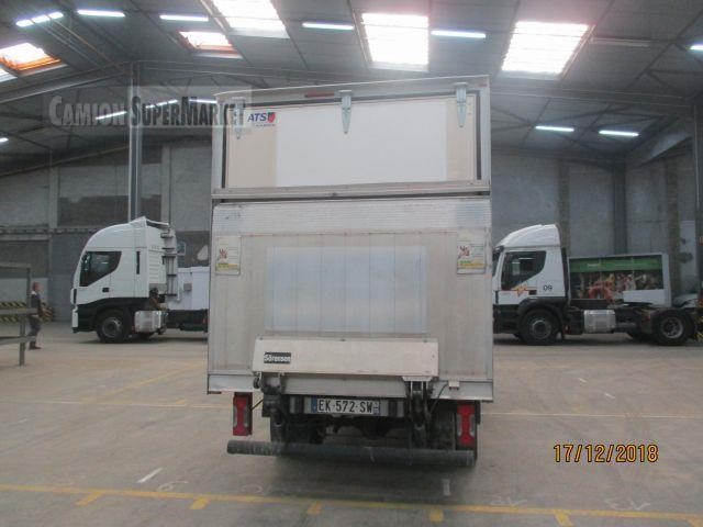 Iveco DAILY 35C16 used 2017