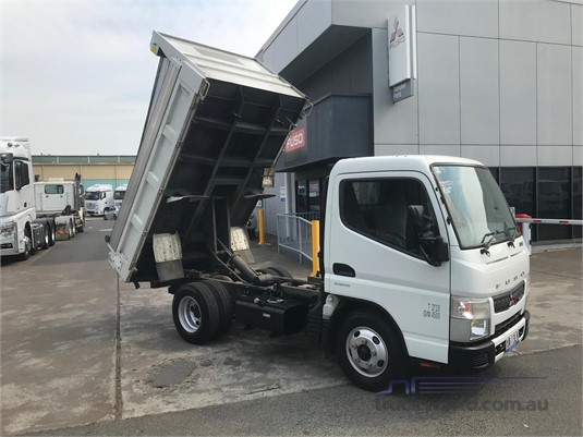 2016 Mitsubishi Fuso CANTER 515 Adtrans Used Trucks Sydney - Trucks for Sale
