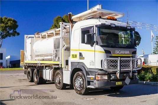 2010 Scania R420 WA Hino - Trucks for Sale