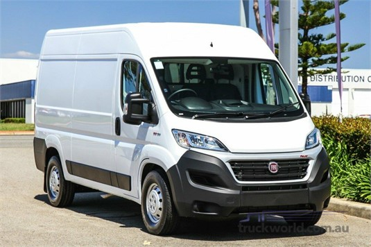 2019 Fiat Ducato Series 6 - Light Commercial for Sale