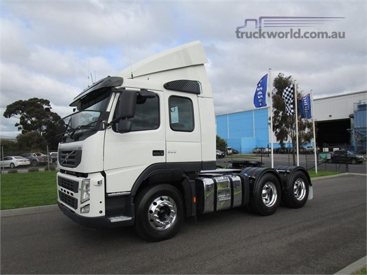 2013 Volvo FM500 - Trucks for Sale