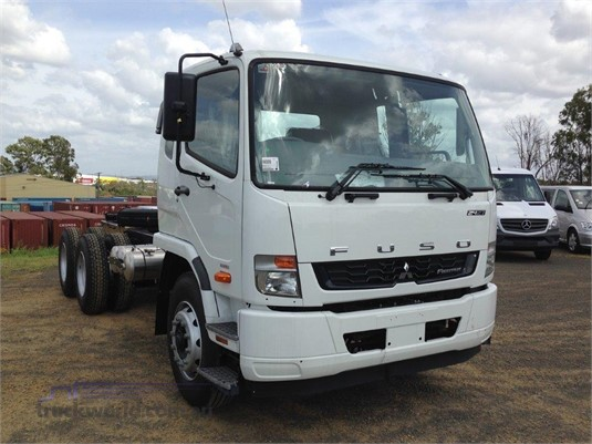 2019 Fuso Fighter 2427 SWB - Trucks for Sale