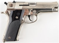 Gun S&W Model 59 Semi Auto Pistol in 9MM