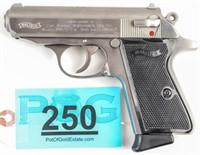 Gun Walther PPK/S Semi Auto Pistol in 380 ACP
