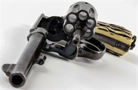 Gun S&W Model 1905 DA/SA Revolver in 38 S&W