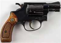 Gun S&W Model 36 DA/SA Revolver in 38 SPL