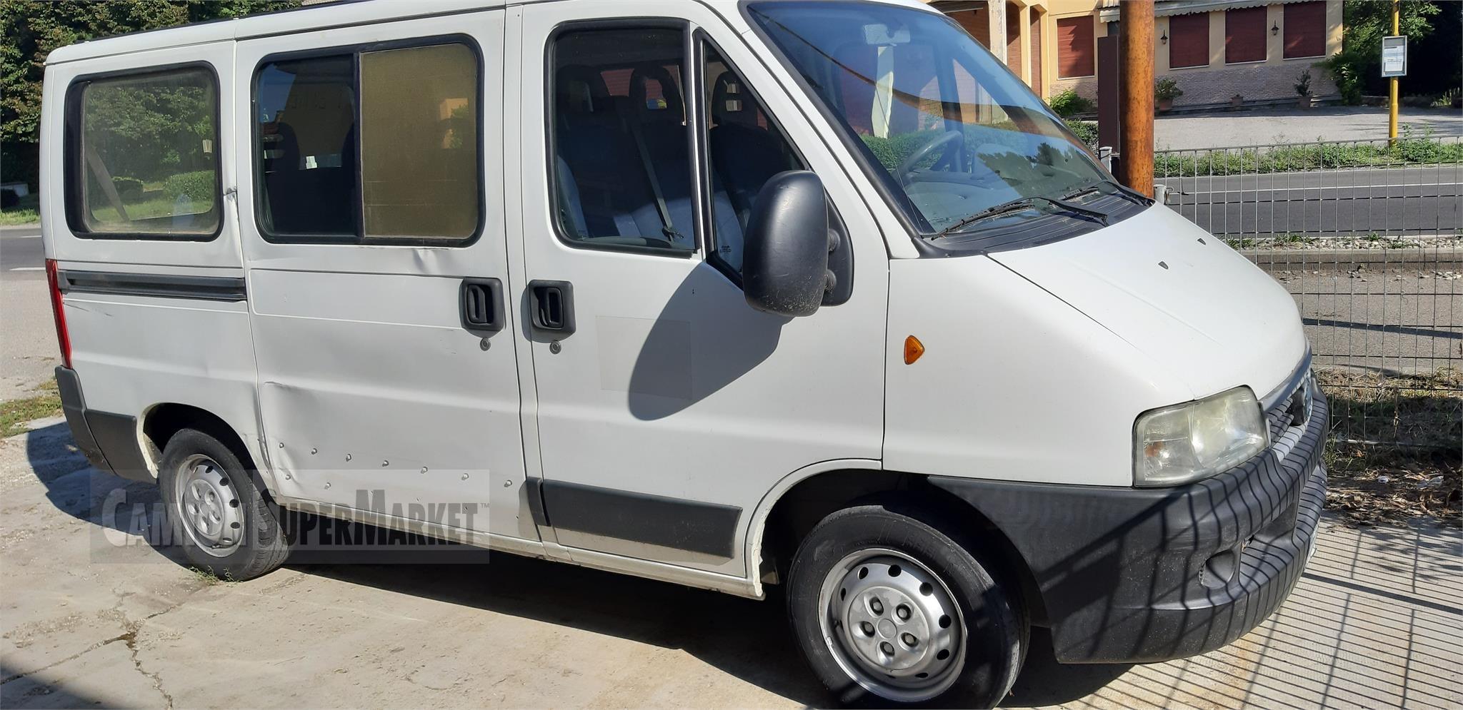 Fiat DUCATO Usato 2006