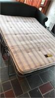 "Karpen Sleeper Sofa 67x32x36"" Mattress Measures"