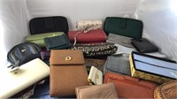 Collection of Ladies Wallets and Small Folios