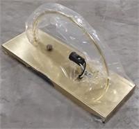 NIB Brass decorative light fixture
