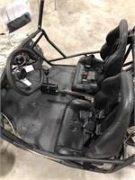 2019 Tao moto 125 Jeep Auto Go Cart.
