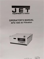 Jet AFS - 1000 air filtration system
