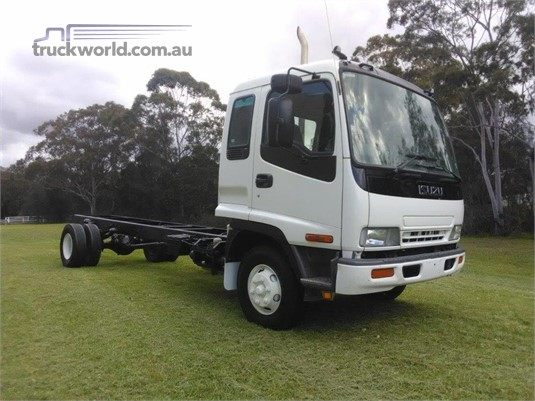 2004 Isuzu FRR525 Hills Truck Sales - Trucks for Sale