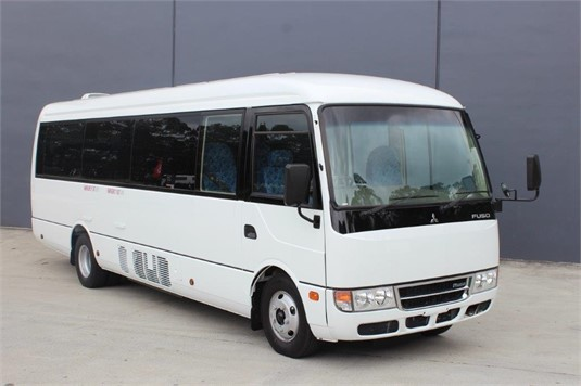 2019 Fuso Rosa Deluxe Auto 25 Seats - Buses for Sale