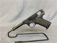 Hi-Standard Model B .22LR Pistol