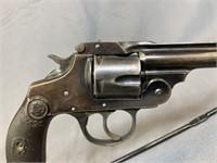 Iver Johnson Top Break .38 Revolver