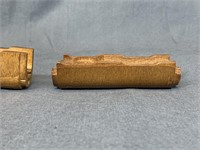 AK wood stock kit with cherry pistol grip