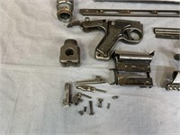 Yugoslavian M53 Belt Fed Parts Set