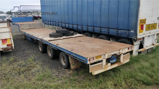 1987 Freighter Drop Deck Wheellink - Trailers for Sale