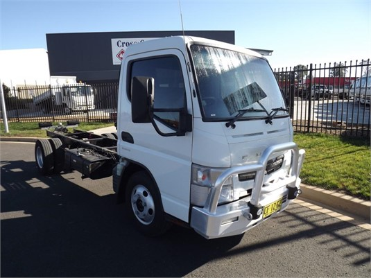 2015 Fuso Canter 515 - Trucks for Sale