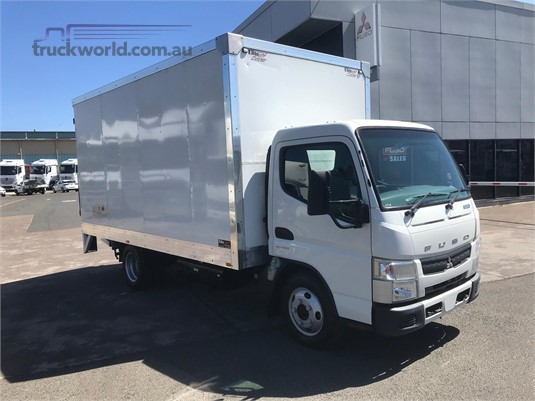2015 Mitsubishi Fuso CANTER 515 Adtrans Used Trucks Sydney - Trucks for Sale