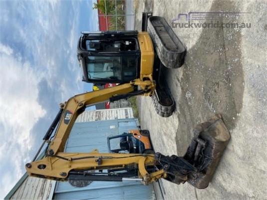 2011 Caterpillar 305D CR Excavators - Mini