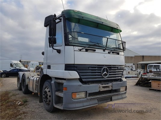 0 Mercedes Benz other - Trucks for Sale